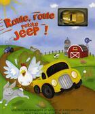 Couverture du livre « Roule, roule petite jeep » de Gaby Goldsack aux éditions Hemma