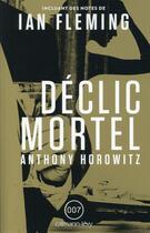 Couverture du livre « Déclic mortel » de Anthony Horowitz aux éditions Calmann-levy