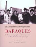 Couverture du livre « Baraques » de Lemire/Samson aux éditions Le Temps Qu'il Fait