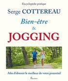 Couverture du livre « Bien-être et jogging » de Cottereau Serge aux éditions Fleurines
