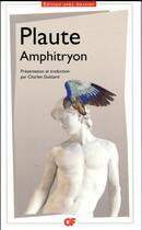 Couverture du livre « Amphitryon » de Plaute aux éditions Flammarion