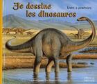 Couverture du livre « Je dessine les dinosaures » de Frederic Fraisse et Kim Thompson aux éditions Babiroussa