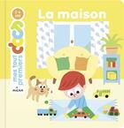 Couverture du livre « La maison » de Laure Du Fay et Camille Laurans aux éditions Milan