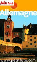 Couverture du livre « Allemagne (édition 2013-2014) » de Collectif Petit Fute aux éditions Le Petit Fute