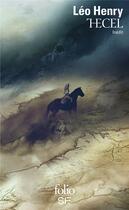 Couverture du livre « Thecel » de Leo Henry aux éditions Gallimard