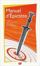 Couverture du livre « Manuel d'Epictète » de Epictete aux éditions Flammarion