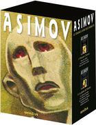 Couverture du livre « Le grand livre des robots » de Isaac Asimov aux éditions Omnibus