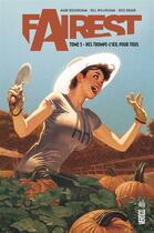 Couverture du livre « Fairest T.5 ; des trompe-l'oeil pour tous » de Russ Braun et Bill Willigham et Mark Buckingham aux éditions Urban Comics