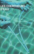 Couverture du livre « Les chercheurs d'eau » de Nojal/Jaeger aux éditions Georg