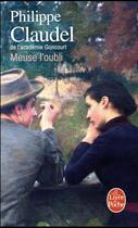 Couverture du livre « Meuse l'oubli » de Philippe Claudel aux éditions Lgf