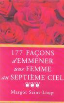 Couverture du livre « 117 Facons D'Emmener Une Femme Au 7e Ciel » de Margot Saint-Loup aux éditions Presses Du Chatelet