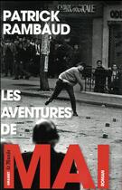 Couverture du livre « Les aventures de mai » de Patrick Rambaud aux éditions Grasset Et Fasquelle