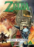 Couverture du livre « The legend of Zelda - twilight princess T.3 » de Akira Himekawa aux éditions Soleil