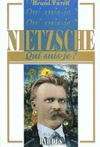 Couverture du livre « Nietzsche » de Favrit aux éditions Pardes