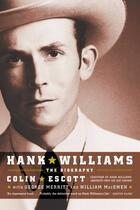 Couverture du livre « Hank Williams » de Macewen William aux éditions Little Brown And Company