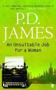 Couverture du livre « An unsuitable job for a woman » de Phyllis Dorothy James aux éditions Faber And Faber Digital