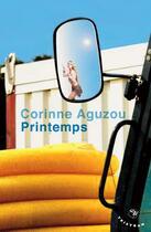 Couverture du livre « Printemps » de Corinne Aguzou aux éditions Tristram