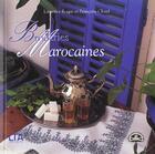 Couverture du livre « Broderie Marocaine » de Francoise Clozel aux éditions Le Temps Apprivoise