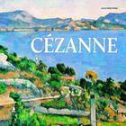 Couverture du livre « Cézanne » de Hajo Duchting aux éditions Place Des Victoires