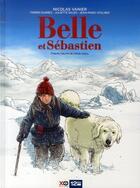 Couverture du livre « Belle et Sébastien T.1 » de Nicolas Vanier et Jean-Marc Stalner et Juliette Sales et Fabien Suarez aux éditions Xo - 12 Bis