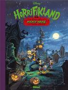 Couverture du livre « Horrifikland ; une terrifiante aventure de Mickey Mouse » de Lewis Trondheim et Alexis Nesme aux éditions Glenat