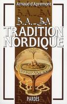 Couverture du livre « Tradition nordique » de Arnaud D' Apremont aux éditions Pardes
