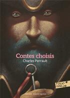 Couverture du livre « Contes choisis » de Perrault Charle aux éditions Gallimard-jeunesse