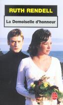 Couverture du livre « La demoiselle d'honneur » de Ruth Rendell aux éditions Lgf