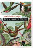 Couverture du livre « Dans les prairies étoilées » de Marie-Sabine Roger aux éditions Rouergue