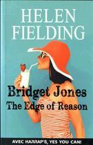 Couverture du livre « The edge of reason » de Brigget Jones aux éditions Harrap's