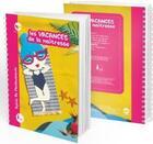 Couverture du livre « Les vacances de la maîtresse » de Sylvie De Mathuisieulx aux éditions Mes Mains En Or