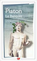 Couverture du livre « Le banquet » de Platon aux éditions Flammarion