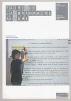Couverture du livre « Faire de la grammaire au CM1 » de Francoise Picot et Marie-Louise Pignon aux éditions Reseau Canope