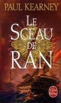 Couverture du livre « Les mendiants des mers t.1 ; le sceau de Ran » de Kearney-P aux éditions Lgf
