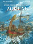 Couverture du livre « Actium » de Jean-Yves Delitte et Filippo Cenni aux éditions Glenat