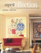 Couverture du livre « Esprit De Collection » de Jean Demachy et Francois Baudot aux éditions Filipacchi