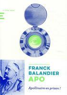 Couverture du livre « Apo » de Franck Balandier aux éditions Castor Astral