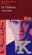 Couverture du livre « Le château » de Jean-Pierre Morel aux éditions Gallimard