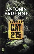 Couverture du livre « Cat215 » de Antonin Varenne aux éditions J'ai Lu