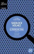 Couverture du livre « Le problème final » de Arthur Conan Doyle aux éditions J'ai Lu
