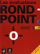 Couverture du livre « Les évaluations de rond-point t.2 » de Collectif aux éditions La Maison Des Langues
