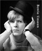 Couverture du livre « Bowie unseen ; portrait of an artist as a young man » de Gerald Fearnley aux éditions Antique Collector's Club