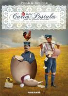 Couverture du livre « 12 belles cartes postales pour les grandes occasions » de Plonk Et Replonk aux éditions Fluide Glacial