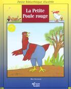 Couverture du livre « La Petite Poule Rouge » de Max Velthuijs aux éditions Epigones