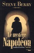 Couverture du livre « Le mystère Napoléon » de Steve Berry aux éditions Cherche Midi