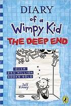 Couverture du livre « DEEP END -THE- - DIARY OF A WIMPY KID » de Jeff Kinney aux éditions Penguin