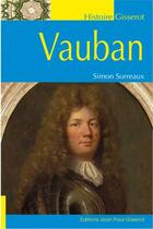 Couverture du livre « Vauban » de Simon Surreaux aux éditions Gisserot