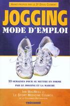 Couverture du livre « Jogging Mode D'Emploi » de Ian Mac Neill aux éditions Trecarre