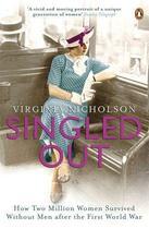 Couverture du livre « Singled Out: How Two Million Women Survived Without Men After The First World War » de Nicholson Virginia aux éditions Viking Adult