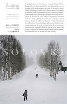 Couverture du livre « Solovki, la bibliothèque disparue » de Olivier Rolin et Jean-Luc Bertin aux éditions Le Bec En L'air